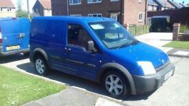 FORD TRANSIT CONNECT 05 DIESEL