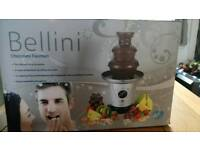 Chocolate fountain brand new