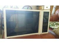 Daewoo KOC9Q1T Combination Microwave Oven 28 L, 900 W – White. Microwave does not work
