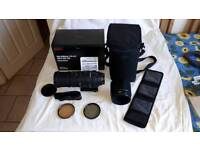 Sigma 150-500mm zoom lens (Canon fit)