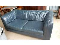 2 FREE leather couches