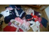 Girls clothes bundle 12-18 months 18-24 months