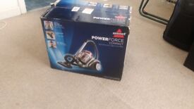 BISSELL BAGLESS POWER FORCE COMPACT VACUUM CLEANER