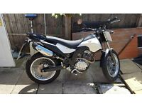 Derbi Cross City 125 - 1 owner and hardly used, extremely low mileage and taken good care of