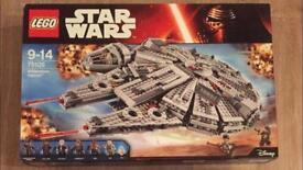 Lego Star Wars Millennium Falcon RRP £130