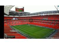 3 x tickets - NFL Jags vs colts at Wembley 2nd october