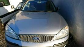 Ford mondeo mistral 2004 petrol