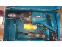 Makita Hammer Drill/s