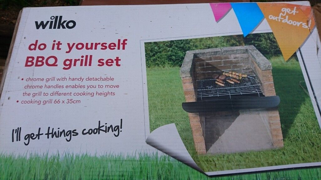 Bbq Diy Charcoal Grill In Northampton Northamptonshire Gumtree