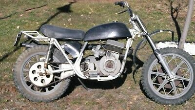 1974 VINTAGE ROKON RT-340 RT340 AUTOMATIC ENDURO DIRT BIKE MOTOCROSS MOTORCYCLE
