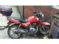 Cg copy. Jc 125 jincheng easy rider spares or repair all parts avalible