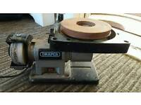 Draper wet and dry grinder