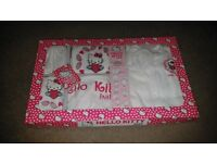 Hello Kitty Gift Set ~ New