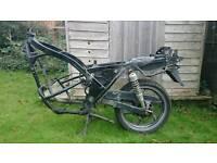 Honda cb500 frame + logbook £70 ono