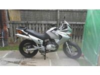 SWAP HONDA VARADERO 125 LONG MOT SWAP