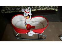 Tiny love baby rocker 3 in 1 excellent condition