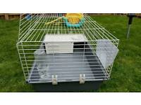 Guinea pig cage (pets at home)