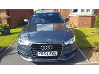 Audi A6 Saloon S line 2.0 TDI ultra 190 PS S tronic 4dr Immaculate example! High Spec!