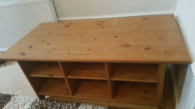 Fantastic Ikea Coffee Table Solid Wood In Pontcanna Cardiff Gumtree Cjindustries Chair Design For Home Cjindustriesco