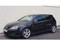 2005 VOLKSWAGEN GOLF GTI 2.0 TFSI NATIONWIDE DELIVERY CREDIT CARD FACILITY GURANTEED £200 PX VALUE