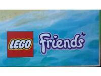 Lego Friends Play mat