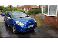 2010 Renault Clio 1.2 iMusic edition low mile long MOT