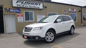 2014 Subaru Tribeca LIMITED-SUNROOF-HEATED SEATS-7PASS THIRD ROW