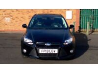 FORD FOCUS 1.6 TDCI ZETEC COMPLETE WITH SERVICE PACK