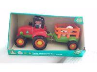 ELC Tractor & Trailer