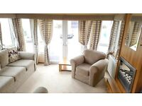 2 Bedroom Static Caravan for sale at Camber Sands, Pet Friendly,12 Months,5* Facilities,Beach Access