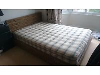 Double bed frame for sale, £40