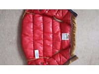 NEXT Toddlers little dudes next jacket 18 months to 2 year old Excellent condition