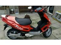 peugeot speedfighter 2 100cc