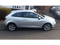 Seat Ibiza 2010 Sport Coupe - very low mileage!