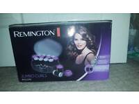 Remington curl rollers