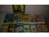 childrens book bundle,good variety,winnie the poo,three bears etc see full description