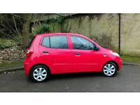 HYUNDAI I10 FULL SERVICE LOW MILEAGE