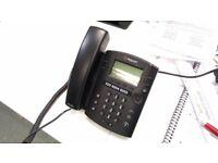 21x Polycom VVX 310 Gigabit VoIP Phone