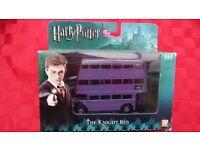 Harry Potter Die Cast Metal Knight Bus