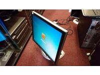 Dell 1704FPT 17 inch LCD VGA Monitor