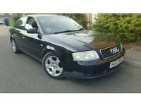 2003/03 Audi A6 1.8 T SE 150Bhp Long Mot 1F Keeper Service History