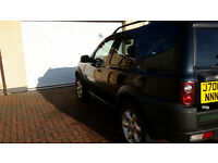 Hi diesel auto 4td freelander for sale clean inside and out body work very clean and tidy