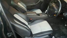 Mercedes C220 Leather interior