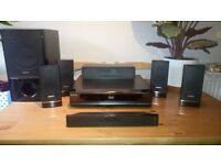 SONY BLUERAY DVD HD E300 HOME THEATRE SYSTEM