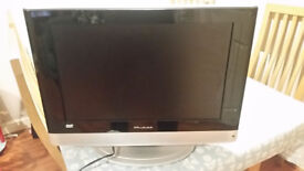 Wharfedale L1911W-C 19in HD Ready LCD TV/DVD Combi