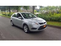 2010 60 Plate Ford Focus 1.6 TDCI Style only 30 Tax, Just Serviced, 2 keys, long mot