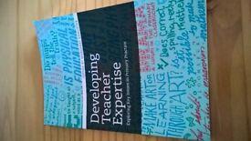 Developing Teacher Expertise - Paperback