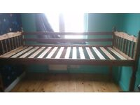 Midsleeper single bed
