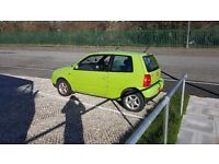 1.7 SDI Lime Green Lupo For Sale