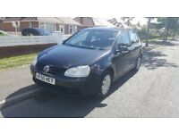 VW GOLF S AUTOMATIC 1.6 5 DOOR